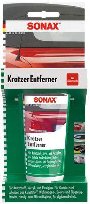 SONAX Odstraňovač škrábanců z plastových a plexi dílů 75 ml 305000