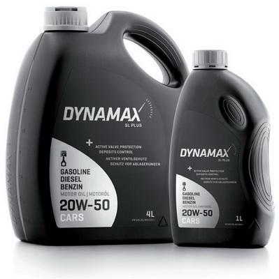 DYNAMAX Motorový olej, Motorový olej 501902